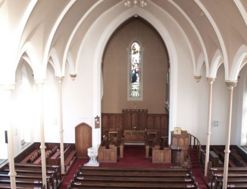 More People Allowed in Church