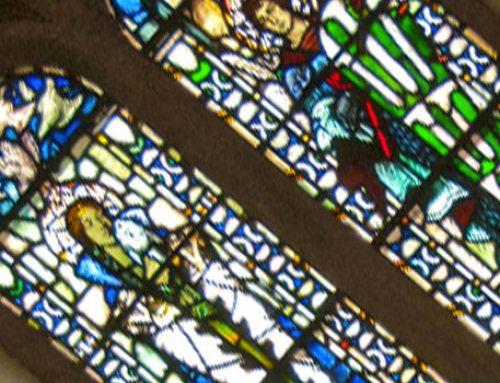 Galahad Window