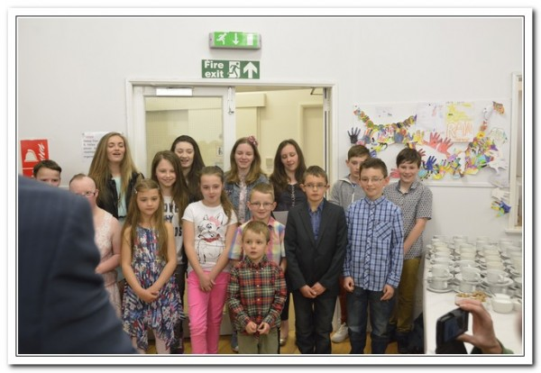 Members of Focus & The Sunday School