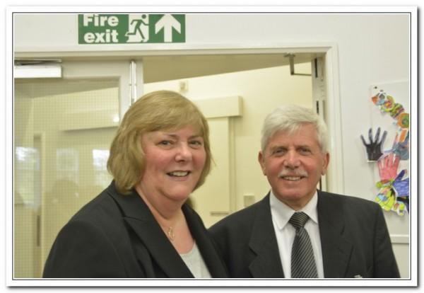 Session Clerks - Ann Grant & Stuart McIntosh