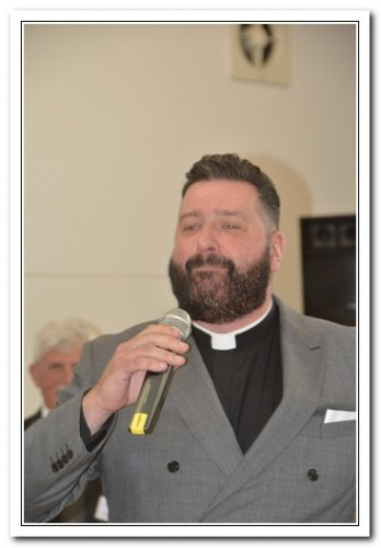 Rev. Mark Johnstone
