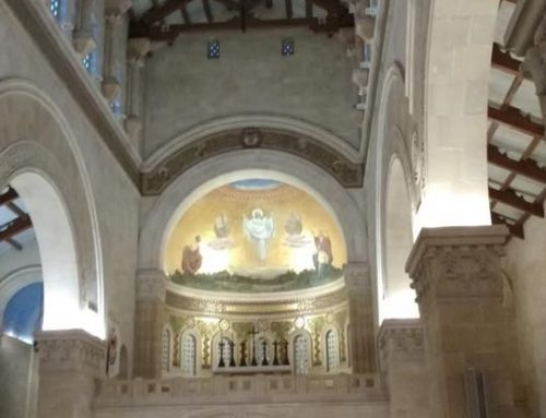 Visit to  Cana, Nazareth, and Mount Tabor.