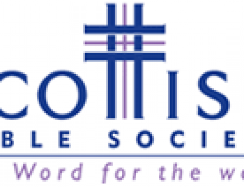 Scottish Bible Society Afternoon Tea