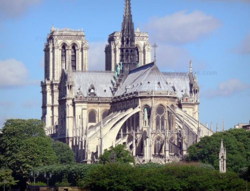 Bell ringing for Notre Dame