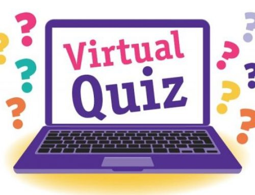 Virtual Quiz, Friday 12th February 7:30pm