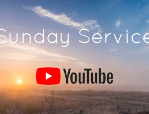 Sunday Service 17th January 2021